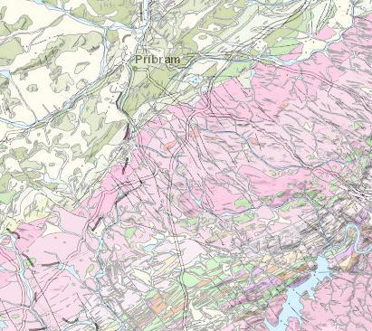 geol mapa